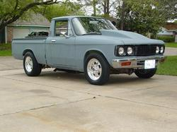 wickedmayhem76 1976 Chevrolet LUV Pick-Up