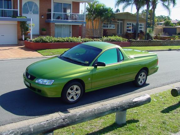 Another jonnos 2003 Holden Ute post... - 4057296