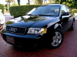 Dysrupted 2004 Audi A6