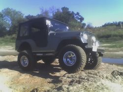 CenCalJeeps 1971 Jeep CJ5