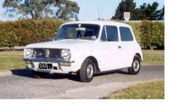 sammo 1972 MINI Cooper