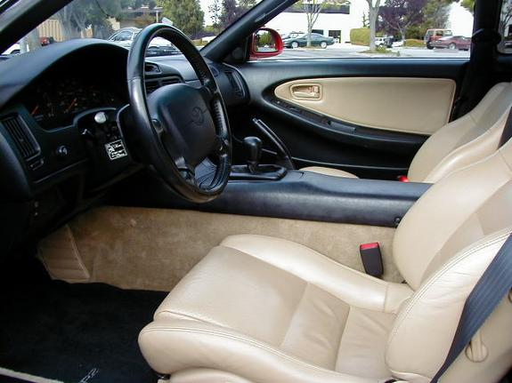 2015 Toyota Supra >> Gallery Toyota Mr2 Sw20 Interior