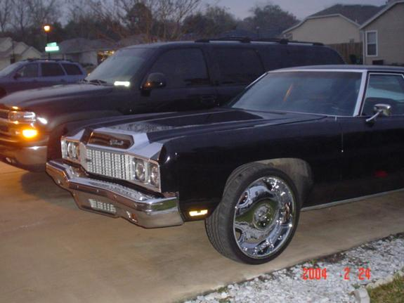 Another 73CHEVY4DATAZZ 1973 Chevrolet Impala post... - 4067673