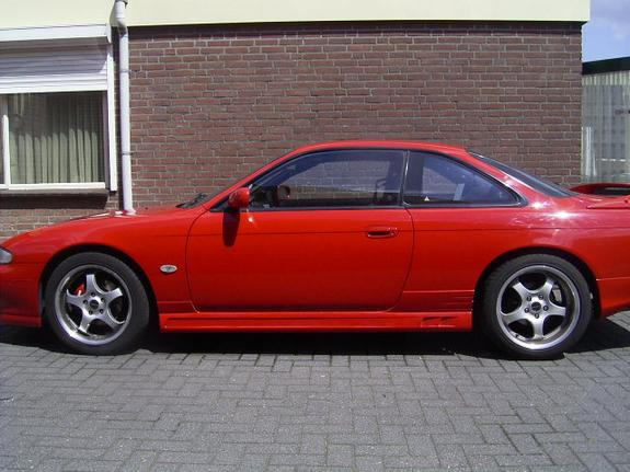 Another quorton 1995 Nissan Silvia post... - 4072698