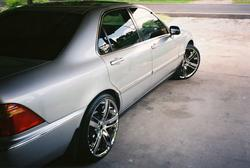 ccinquens 2000 Acura RL