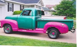 chevyblue2005s 1952 Chevrolet C/K Pick-Up