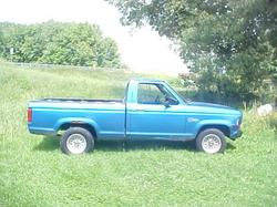 TrueLove1984s 1984 Ford Ranger Regular Cab