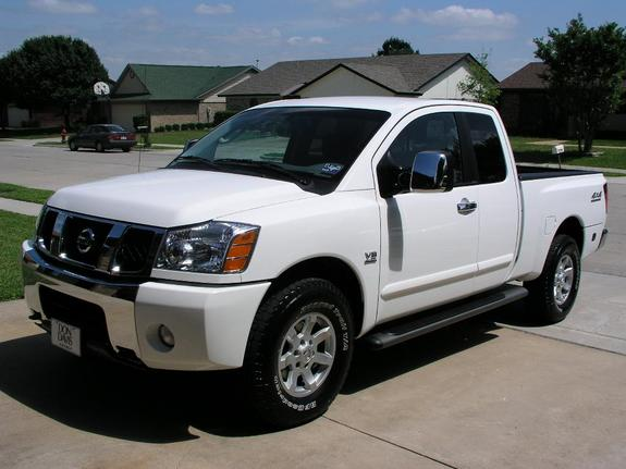 mr2go 2004 nissan titan crew cab specs photos modification info at cardomain. Black Bedroom Furniture Sets. Home Design Ideas