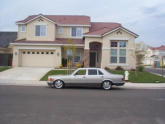 Another TANGINAitsjaybee 1987 Mercedes-Benz S-Class post... - 4078059