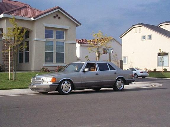 Another TANGINAitsjaybee 1987 Mercedes-Benz S-Class post... - 4078061
