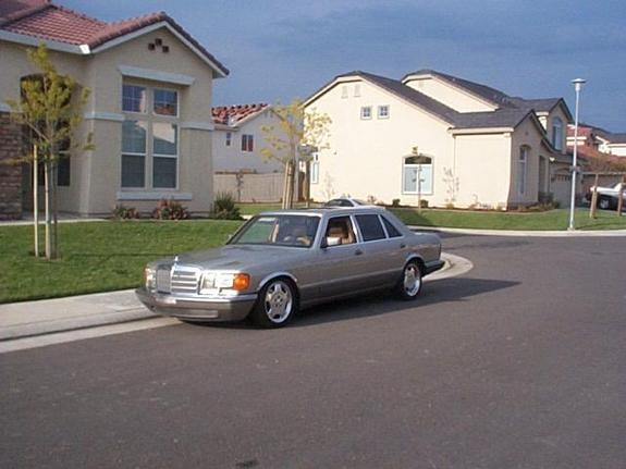 Another TANGINAitsjaybee 1987 Mercedes-Benz S-Class post... - 4078062