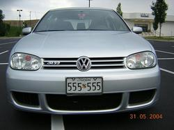 r32argents 2004 Volkswagen Golf