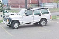 Another oldraven 1991 Jeep Cherokee post... - 4082568
