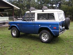 toypower4x4taco 1972 Ford Bronco