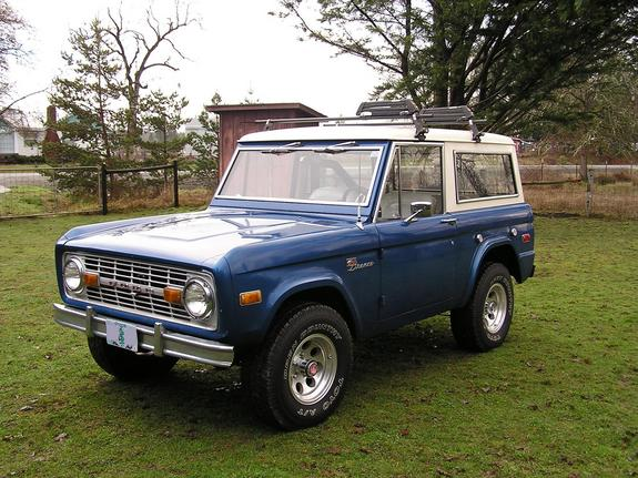 toypower4x4taco 1972 Ford Bronco Specs, Photos, Modification Info at ...