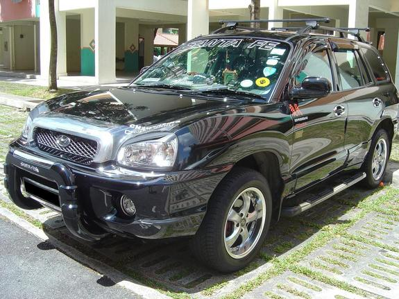 arclaveus 2004 hyundai santa fe specs photos modification info at cardomain cardomain