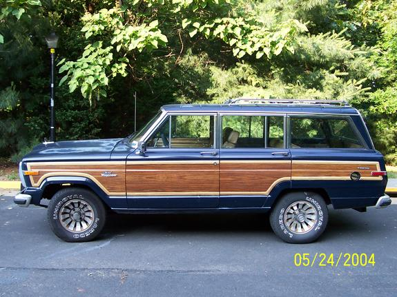 Woody86 1986 Jeep Grand Wagoneer 4089284