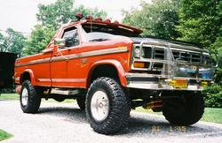 bigblock460s 1985 Ford F150 Regular Cab