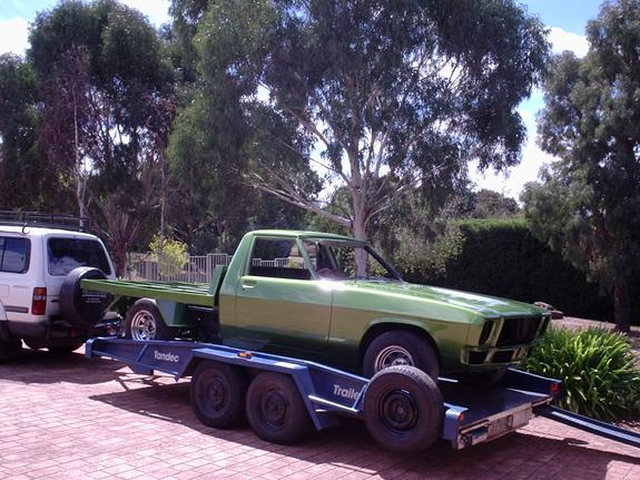 Another formo 1978 Holden Ute post... - 4092750