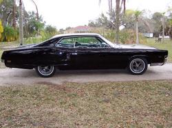 edzed 1969 Mercury Marauder