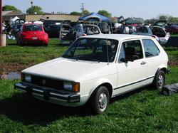 whitehares 1983 Volkswagen Rabbit