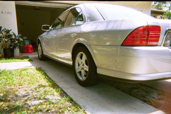 Another blackedoutxb 2000 Lincoln LS post... - 4097113