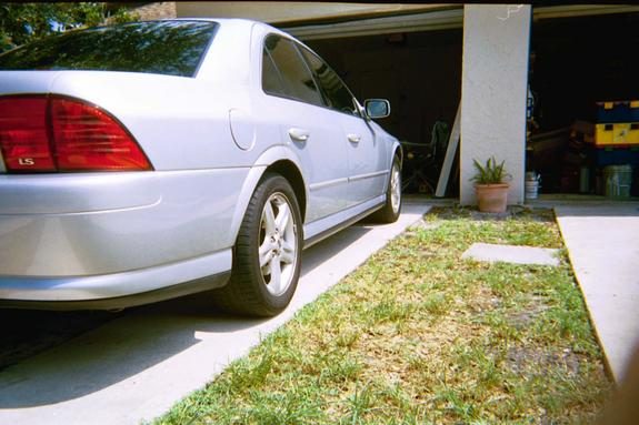 Another blackedoutxb 2000 Lincoln LS post... - 4097114