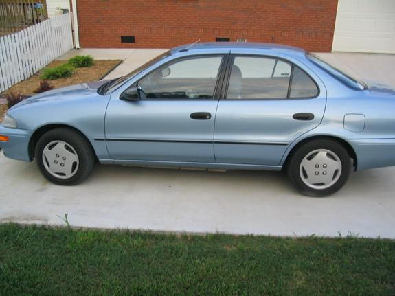 Rape A Civic 1994 Geo Prizm Specs  Photos  Modification
