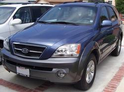 sharpy300s 2003 Kia Sorento