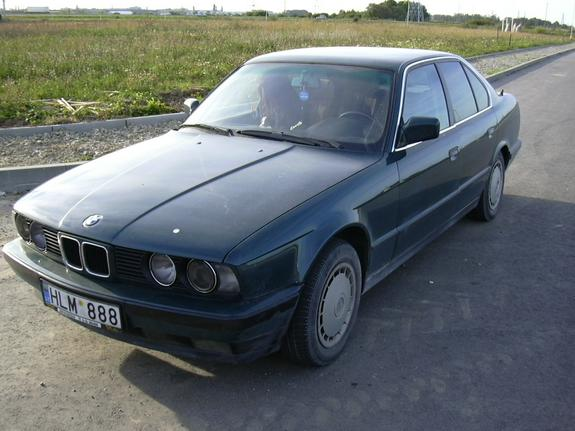 bybys 1990 bmw 5 series specs photos modification info. Black Bedroom Furniture Sets. Home Design Ideas