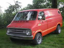 My 1976 DODGE STREET VAN I Just Bought This Van And Havent Picked It Up Yet