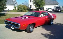 redsatellite 1971 Plymouth Satellite