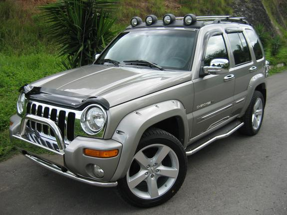 escarm 2002 Jeep Liberty Specs Photos Modification Info at CarDomain