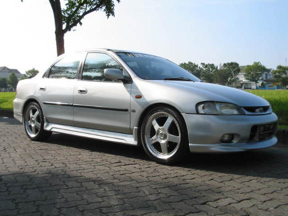 joshchen 1996 ford laser specs photos modification info at cardomain. Black Bedroom Furniture Sets. Home Design Ideas