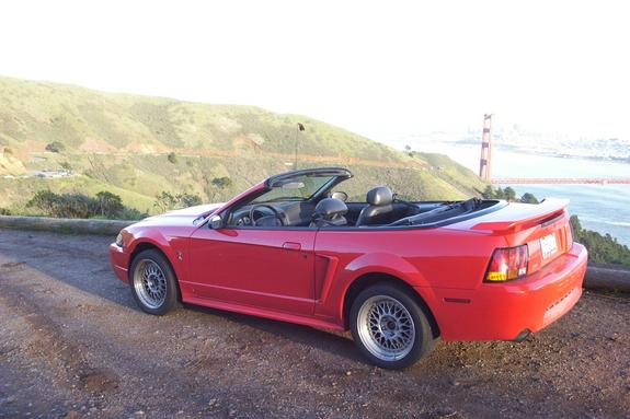 Another cobraracer46 2001 Ford Mustang post... - 4127363
