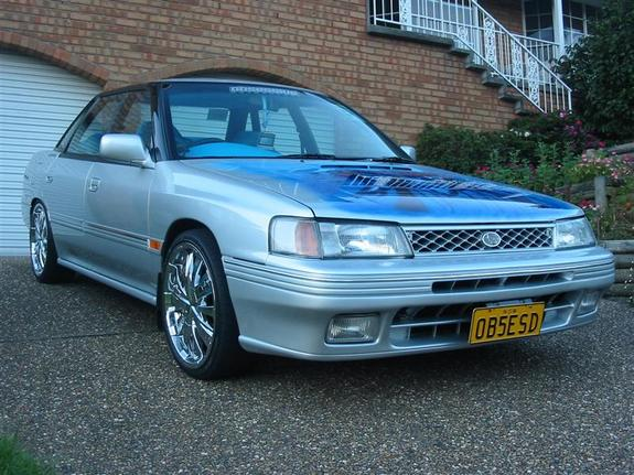 Tuf12c 1991 Subaru Legacy Specs Photos Modification Info At Cardomain