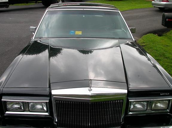 88lincoln 1988 Lincoln Town Car Specs Photos Modification Info At