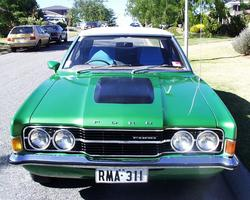 73GreenMachine 1973 Ford Cortina
