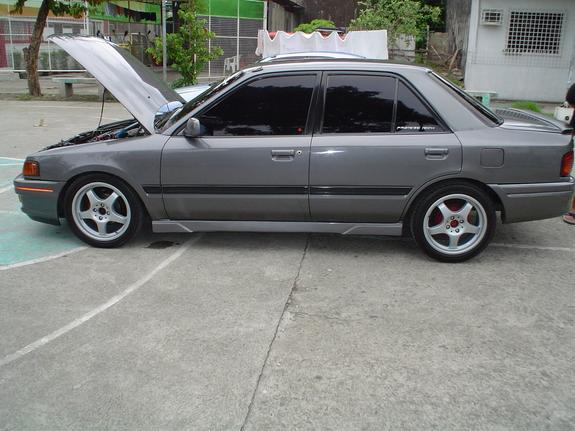 Another usx307 1996 Mazda 323 post... - 4142759