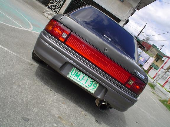 Another usx307 1996 Mazda 323 post... - 4142774