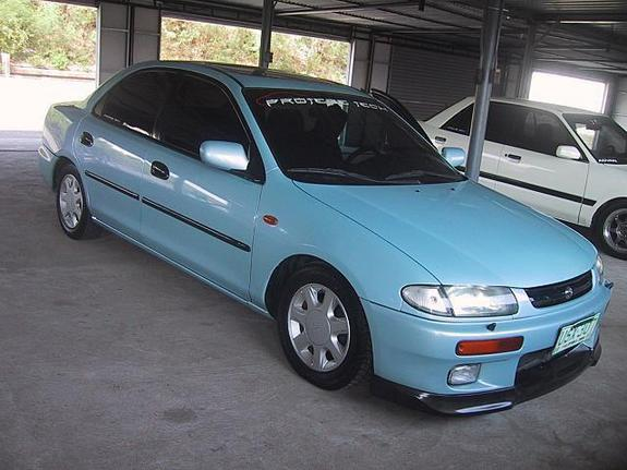 Another usx307 1997 Mazda Protege post... - 4144188