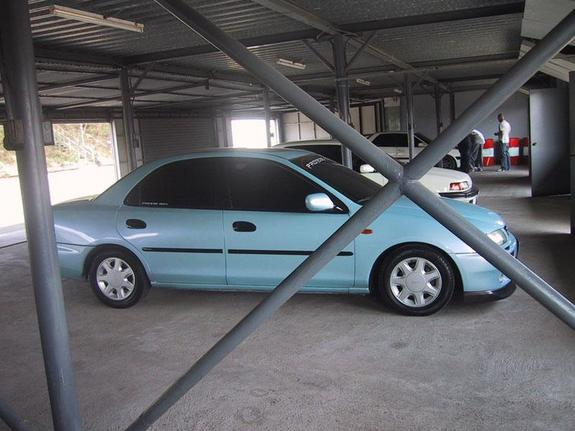 Another usx307 1997 Mazda Protege post... - 4144189