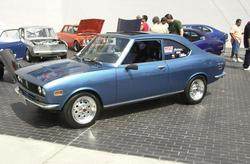 wuarnos 1971 Mazda RX-2