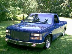 SpInEsHaNk52s 1996 GMC Sierra 1500 Regular Cab