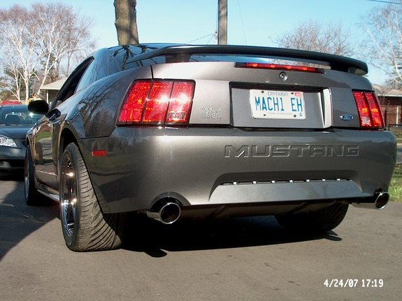 Another mach1eh 2003 Ford Mustang post... - 4148435