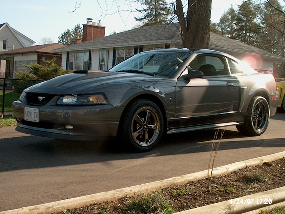 mach1eh 2003 Ford Mustang
