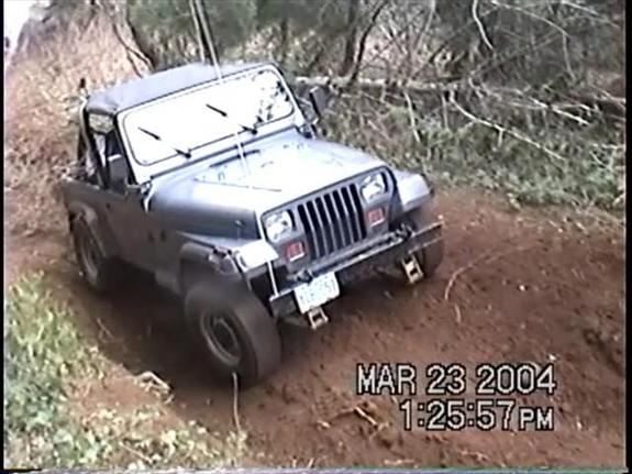 Another sprcharged 1991 Jeep YJ post... - 4151275