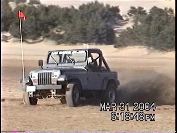 sprcharged 1991 Jeep YJ