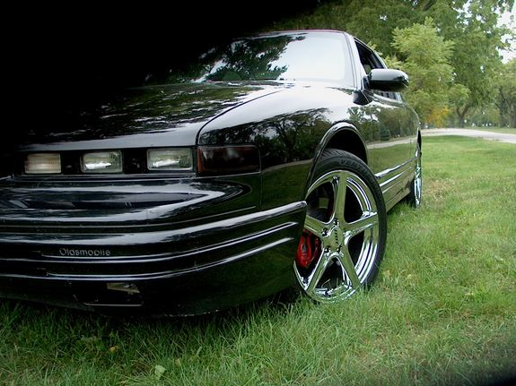 badassoldspower 1997 oldsmobile cutlass supreme specs photos modification info at cardomain cardomain