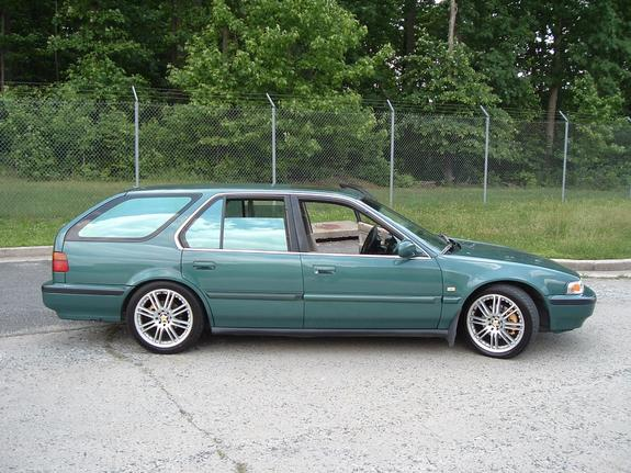 1993 honda accord station wagon
